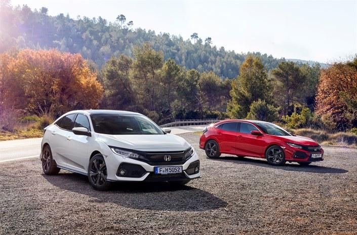 Honda Civic to samochód dla każdego /materiały prasowe