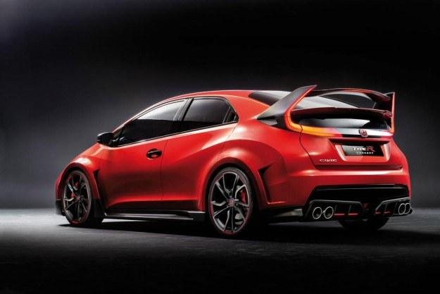 Honda Civic Type R Concept /