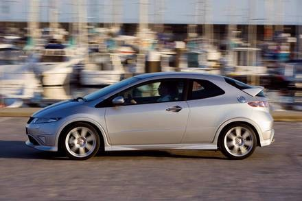 Honda civic type R / Kliknij /INTERIA.PL