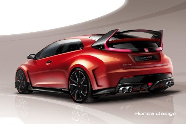 Honda Civic Type R /