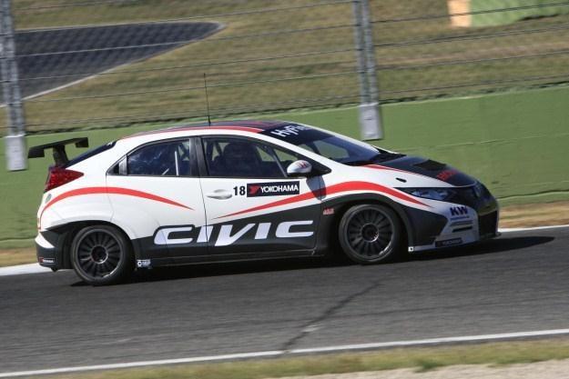 Honda civic WTCC /