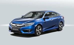Honda Civic X sedan