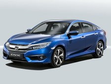 Honda Civic X sedan