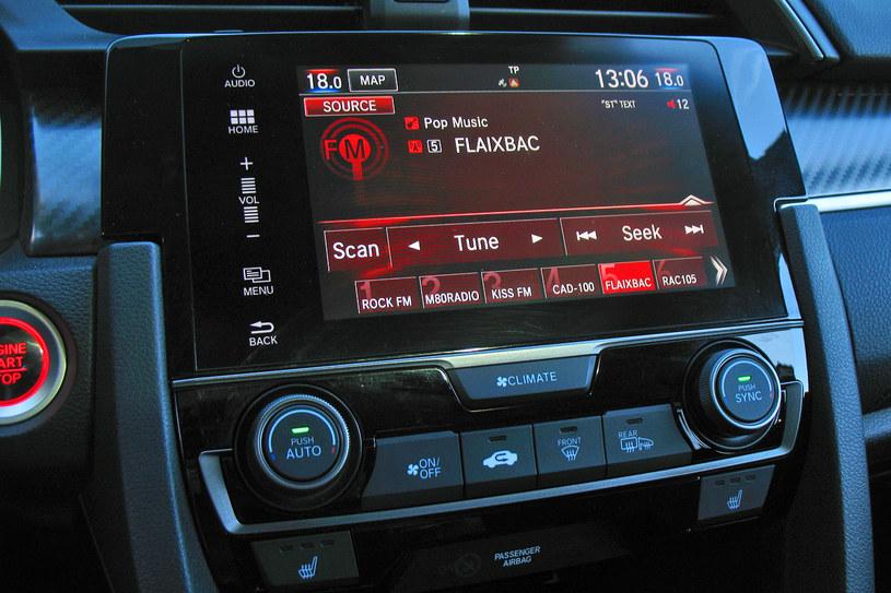 Honda Civic /INTERIA.PL