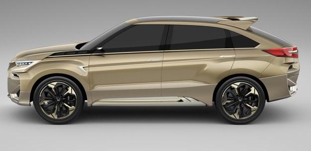 Honda Concept D /Honda