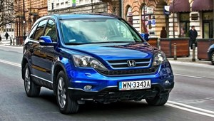 Honda CR-V 2.2 i-DTEC AT Elegance - test