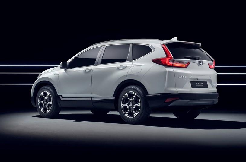 Honda CR-V Hybrid Prototype /