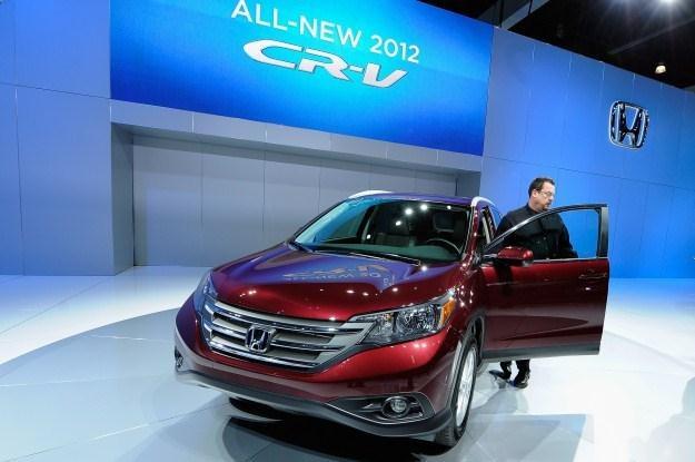Honda CR-V /AFP