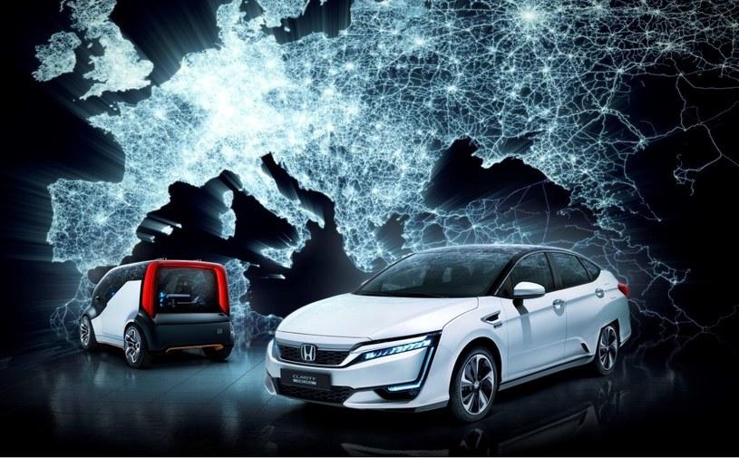 Honda Electric Vision /