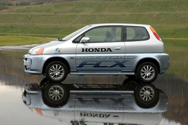 Honda FCX / Kliknij /INTERIA.PL
