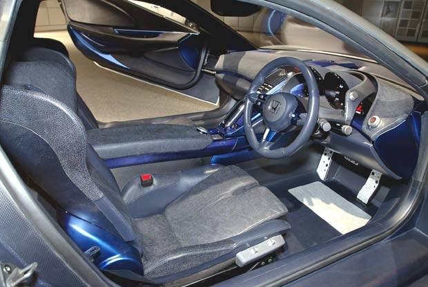 Honda HSC (kliknij) /INTERIA.PL