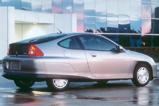 Honda Insight (kliknij) /INTERIA.PL