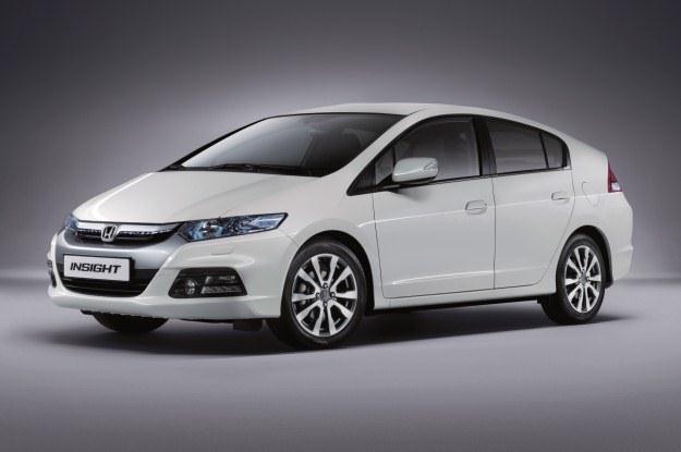 Honda insight najnowszej generacji /
