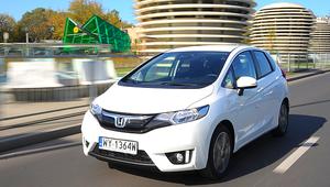 Honda Jazz 1.3 i-VTEC Elegance – test