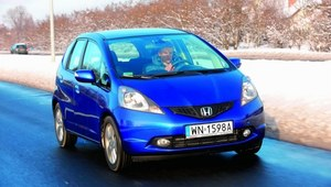 Honda Jazz 1.4 i-VTEC Executive - test