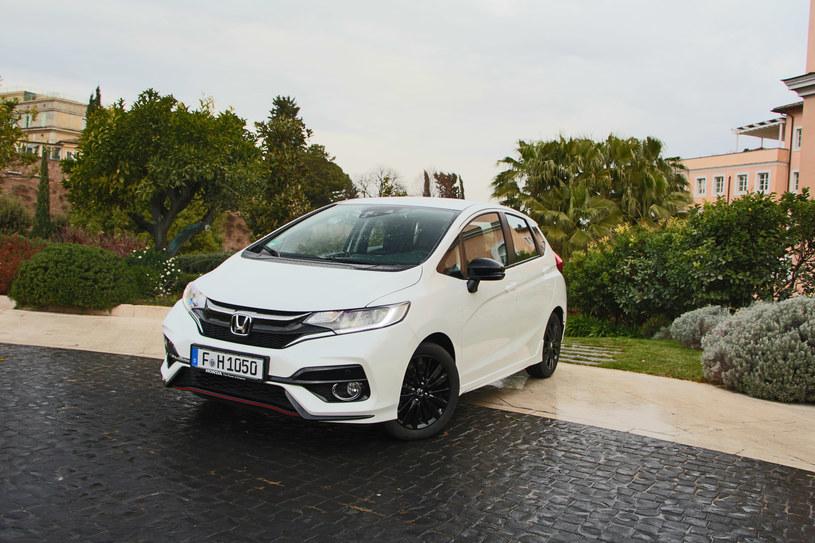 Honda Jazz 1.5 Dynamic /INTERIA.PL