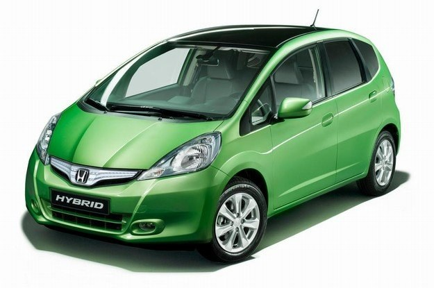 Honda jazz hybrid /
