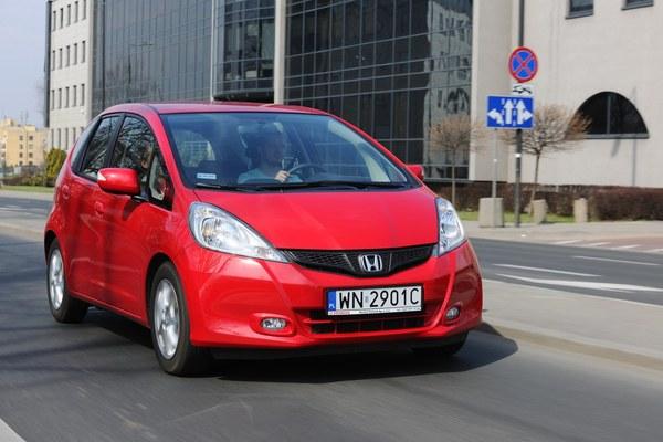 Honda Jazz III (2008-2015)