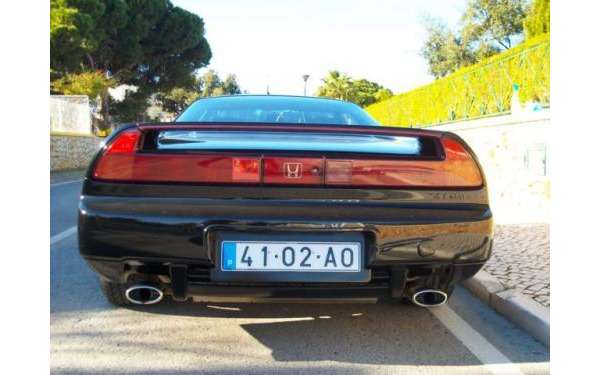 Honda Nsx Należąca Do Ayrtona Senny Zdj 2 Magazynauto Interia Pl Testy I Opinie O