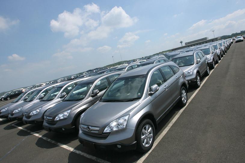 Honda rozwija produkcję poza Japonią /Getty Images