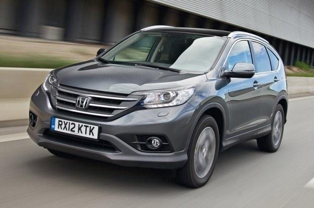 Honda to szanowany producent samochodów /