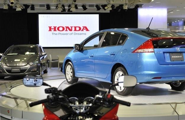Honda znalazła się na 3. pozycji /AFP