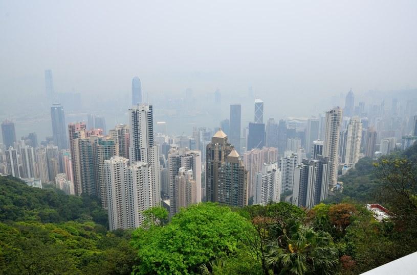 Hongkong /Bartlomiej Magierowski /East News