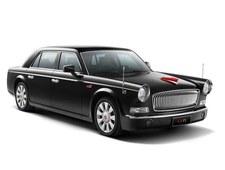 Hongqi L5 - złe wieści dla ekscentrycznych milionerów