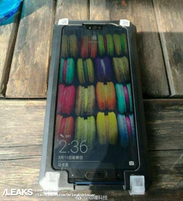 Honor 10 będzie bardzo podobny do Huaweia P20 /Slashleaks /materiał zewnętrzny