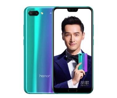 Honor 10 oficjalnie. To tańszy Huawei P20
