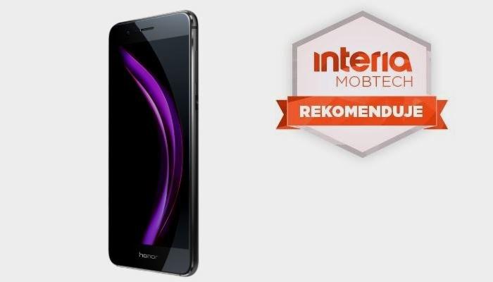 Honor 8 otrzymuje rekomendację serwisu Mobtech.interia.pl /INTERIA.PL