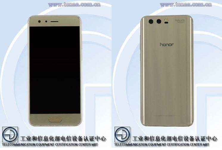 Honor 9 to połączenie Honora 8 i Huaweia P10 /TENAA /Internet