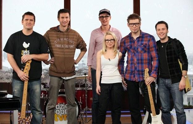 HooDoo Band w całej okazałości - fot. Piotr Bławicki /East News