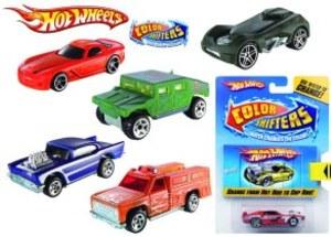 Hot Wheels to rodzina resoraków firmy Mattel. Popularne wśród kolekcjonerów modele po raz pierwszy wprowadzono do sprzedaży w 1968 roku (początkowo w skali 1:64, później również 1:43). /Hot Wheels