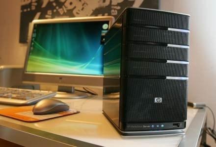 HP MediaSmart Server - pierwsze urządzenie współpracujące z Windows Home Server /AFP