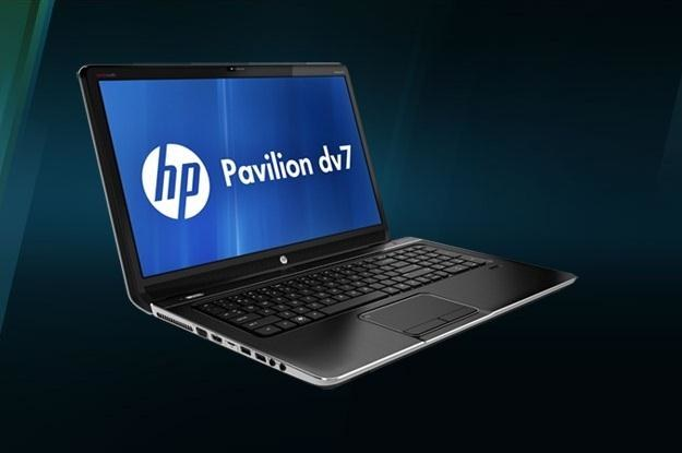 HP Pavilion dv7-7070ew /materiały prasowe