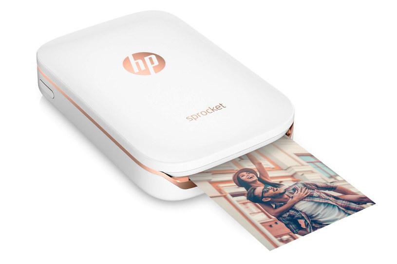 HP Sprocket /materiały prasowe