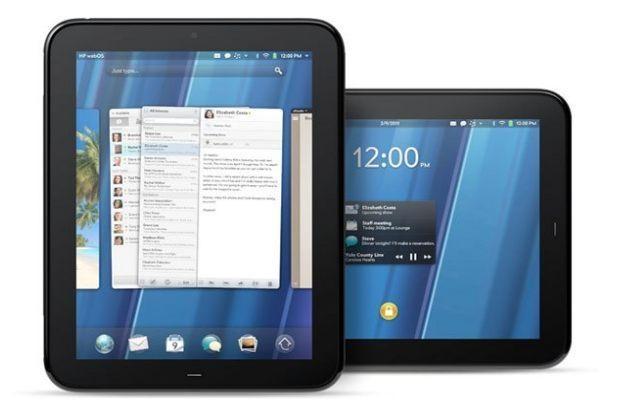 HP TouchPad /materiały prasowe