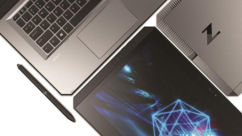 HP ZBook x2 /materiały prasowe