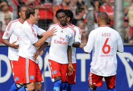 HSV Hamburg zremisowało z Freiburgiem 1:1 /AFP
