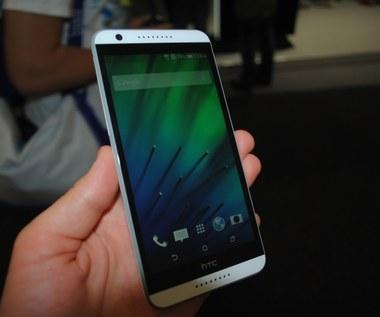 HTC Desire 820 - sprawdziliśmy pierwszego 64-bitowego Androida