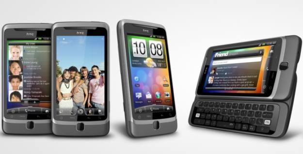 HTC Desire Z /materiały prasowe