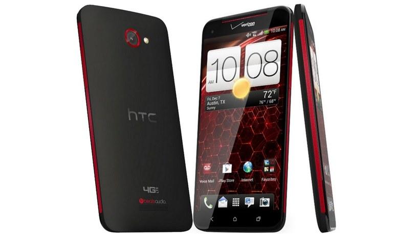 HTC Droid DNA /materiały prasowe