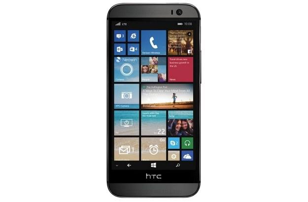 HTC One (M8) for Windows /materiały prasowe