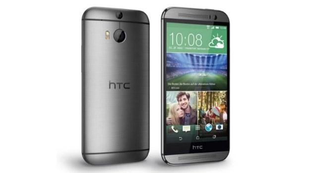 HTC One M8 /materiały prasowe