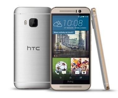 HTC One M9 już w ofercie Play