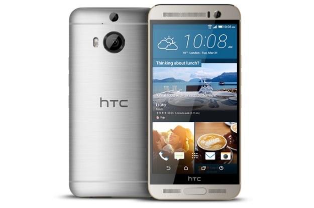 HTC One M9+ /materiały prasowe