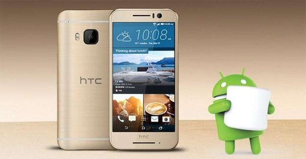 HTC One S9 /materiały prasowe