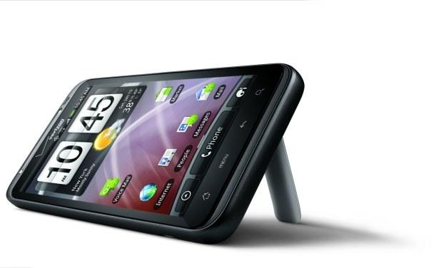 HTC Thunderbolt - drugi komercyjny smartfon ze wsparciem dla sieci 4G /materiały prasowe