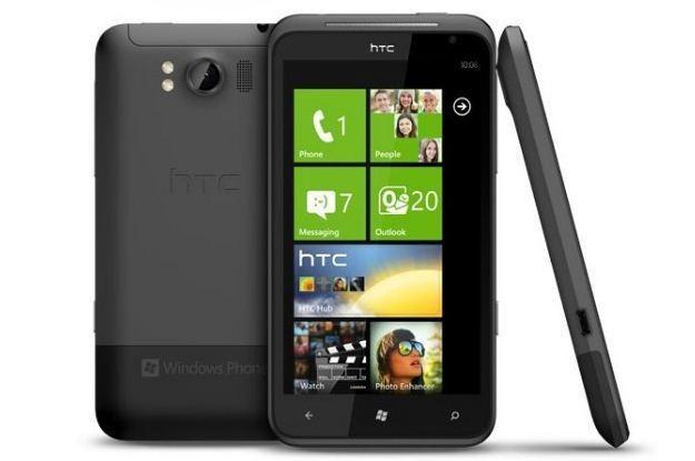 HTC TITAN /INTERIA.PL/materiały prasowe